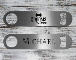 Bottle Openers | Personalized Bottle Opener | Custom Bottle Opener | Wedding Favor | Groomsman | This and That Solutions | Personalized Gifts | Custom Home Décor