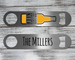 Bottle Openers | Personalized Bottle Opener | Custom Bottle Opener | Wedding Favor | Need One | This and That Solutions | Personalized Gifts | Custom Home Décor