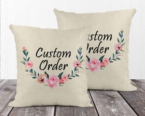 "Decorative Pillows | Pillow Insert | 18x18 (for 16"" Pillow Shams) 