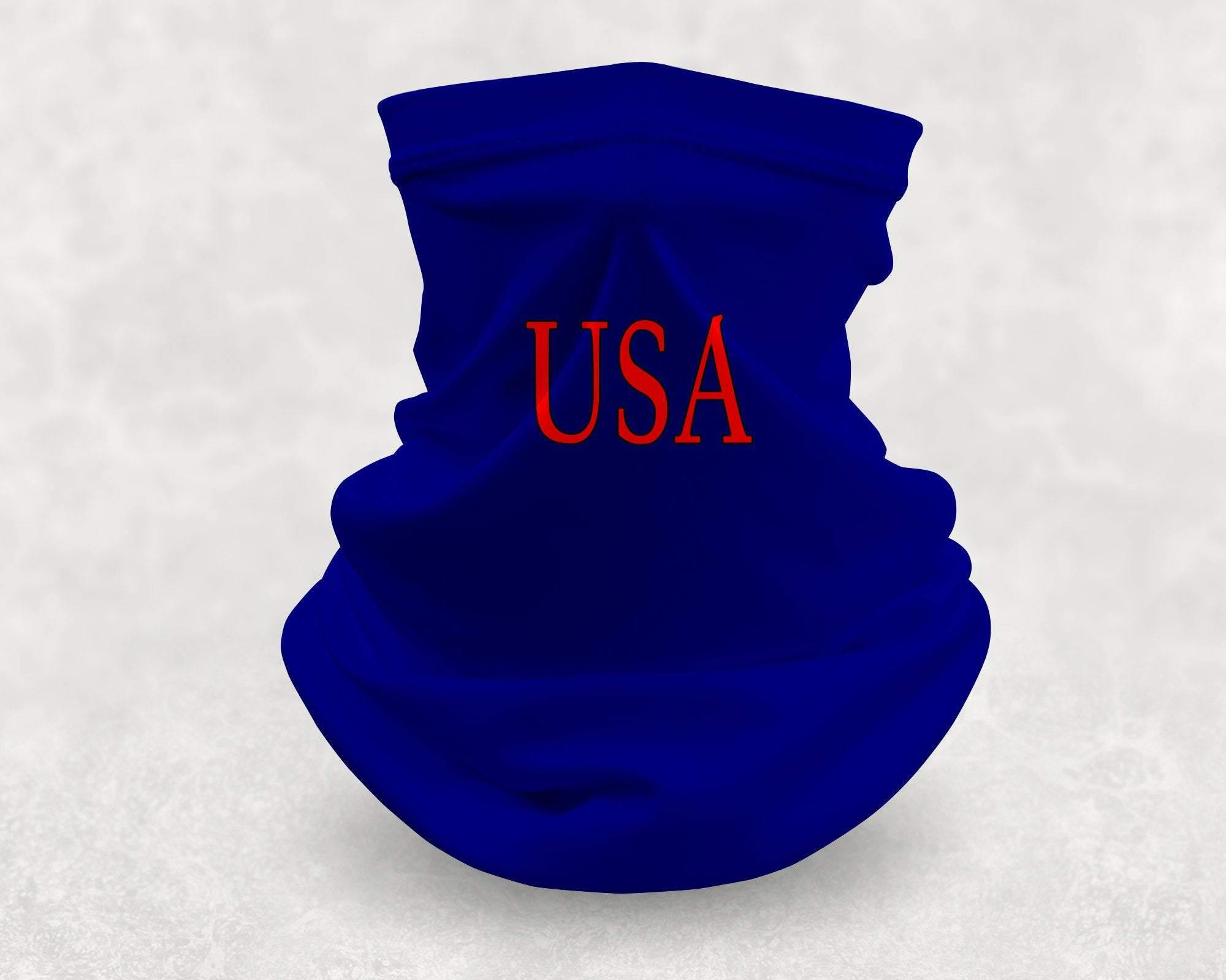 Face Masks & Coverings | Personalized Neck Gaiter | Custom Face Coverings | USA | This and That Solutions | Personalized Gifts | Custom Home Décor