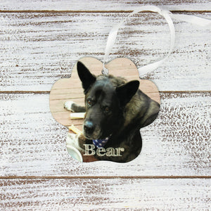 Ornaments | Ornaments | Christmas | Pet Christmas Ornament | Pet Memory | This and That Solutions | Personalized Gifts | Custom Home Décor
