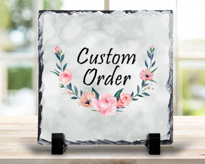 Picture Frames | Custom Photo Gifts | Personalized Slate Plaques | Custom Order | This and That Solutions | Personalized Gifts | Custom Home Décor