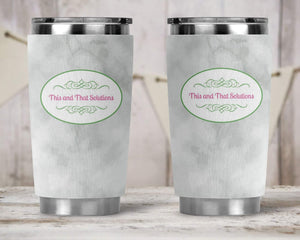 Cozies | Personalized Yeti Wraps | Custom Yeti Accessories | Company Logo | This and That Solutions | Personalized Gifts | Custom Home Décor