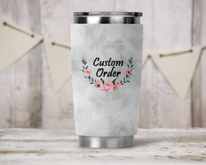 Cozies | Personalized Yeti Wraps | Custom Yeti Accessories | Custom Order | This and That Solutions | Personalized Gifts | Custom Home Décor