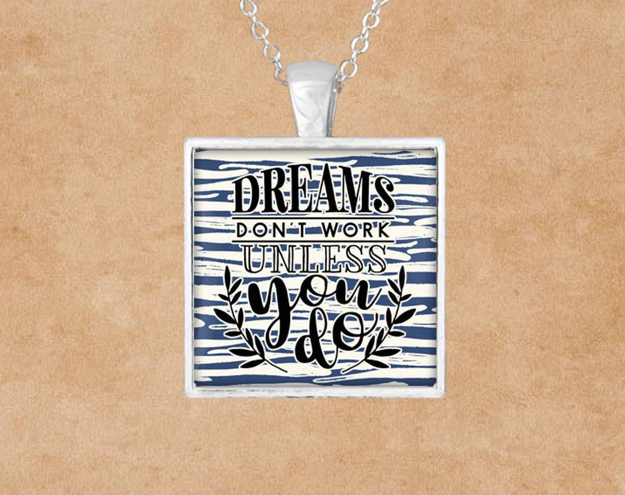Pendants | Custom Jewelry | Personalized Jewelry | Pendant Necklace | Dreams | This and That Solutions | Personalized Gifts | Custom Home Décor