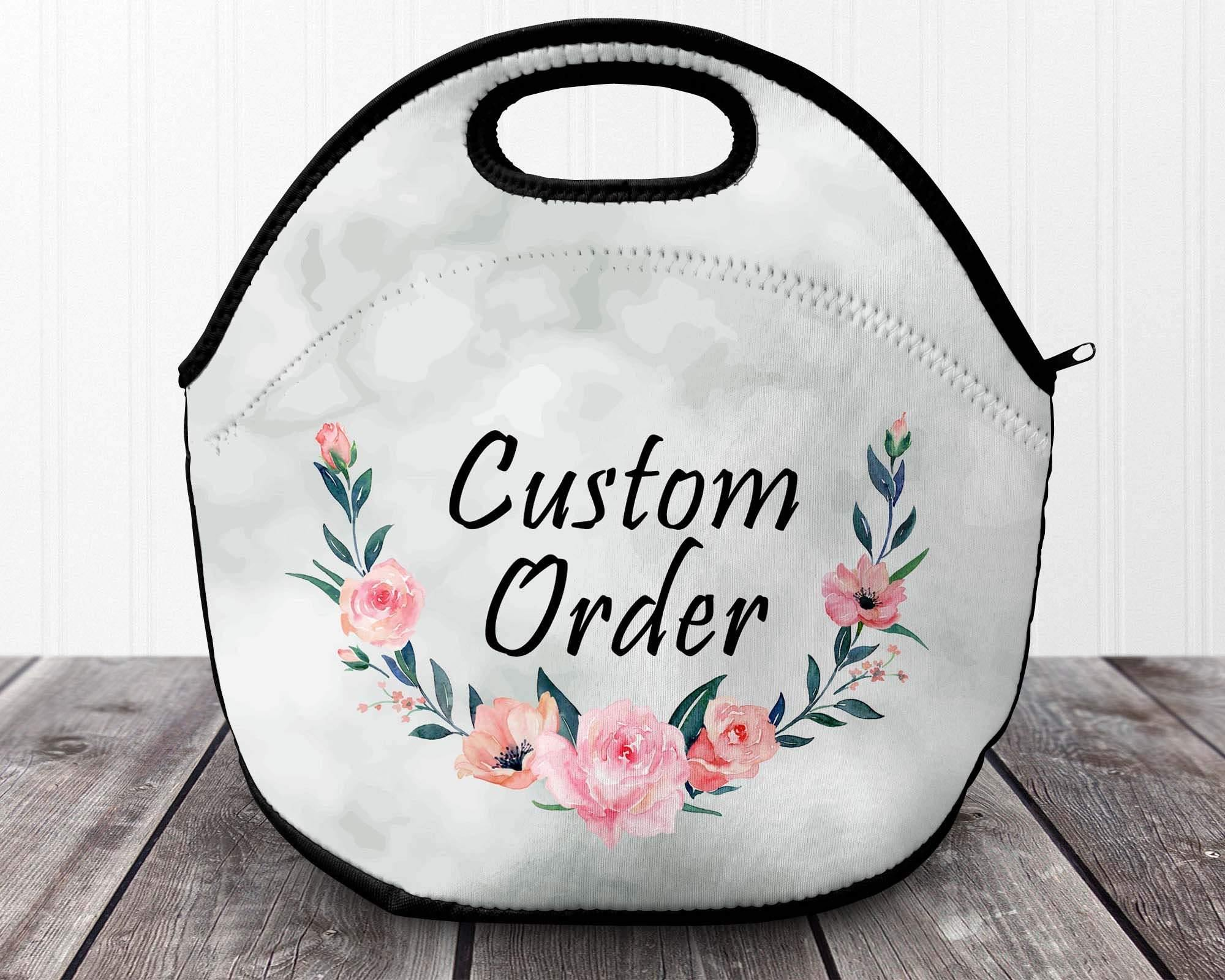 Lunch Bags & Boxes - Personalized Lunch Bags | Custom Order - This & That Solutions