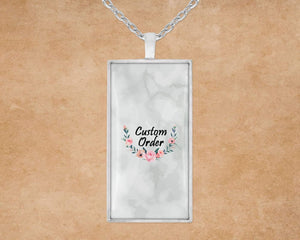 Pendants | Custom Jewelry | Personalized Jewelry | Pendant Necklace | Custom Order | This and That Solutions | Personalized Gifts | Custom Home Décor