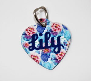 Pet ID Tags - Personalized Pet Tags | Custom Pet Tags | Fire Hydrant Pet Tags | Heart Pet Tags | Pet ID Tags - This & That Solutions