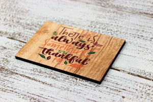 Refrigerator Magnets | Personalized Magnet | Custom Photo Magnet | Thankful | This and That Solutions | Personalized Gifts | Custom Home Décor