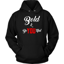 Load image into Gallery viewer, Bold & BeYOUtiful Hoodie