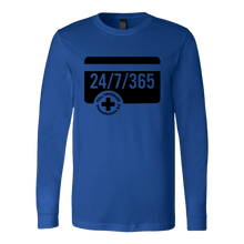 Load image into Gallery viewer, 24/7/365 Long Sleeve Shirt