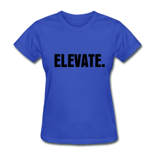 Load image into Gallery viewer, ELEVATE T-Shirt - royal blue