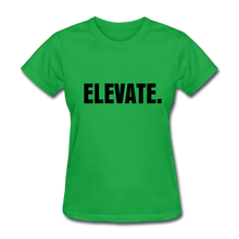 Load image into Gallery viewer, ELEVATE T-Shirt - bright green