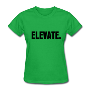 ELEVATE T-Shirt - bright green