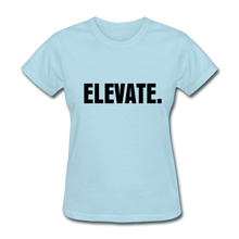 Load image into Gallery viewer, ELEVATE T-Shirt - powder blue