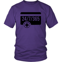 Load image into Gallery viewer, 24/7/365 Unisex T-Shirt