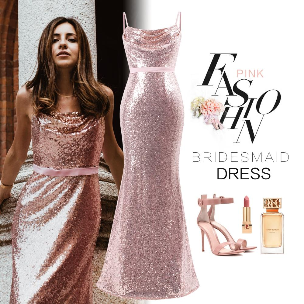 pink bridesmaid dress style guide 2