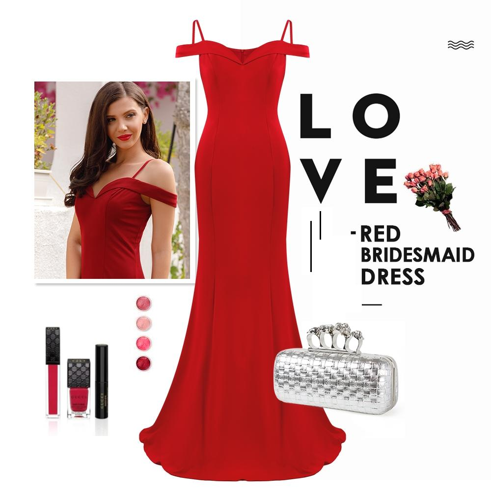 red-bridesmaid-dress-style-guide