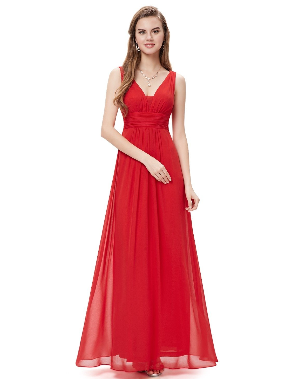 red-bridesmaid-dress-style-1