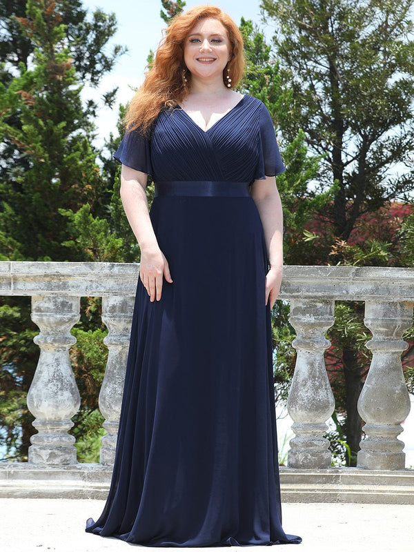 7 Plus Size Bridesmaids Dresses in your budget