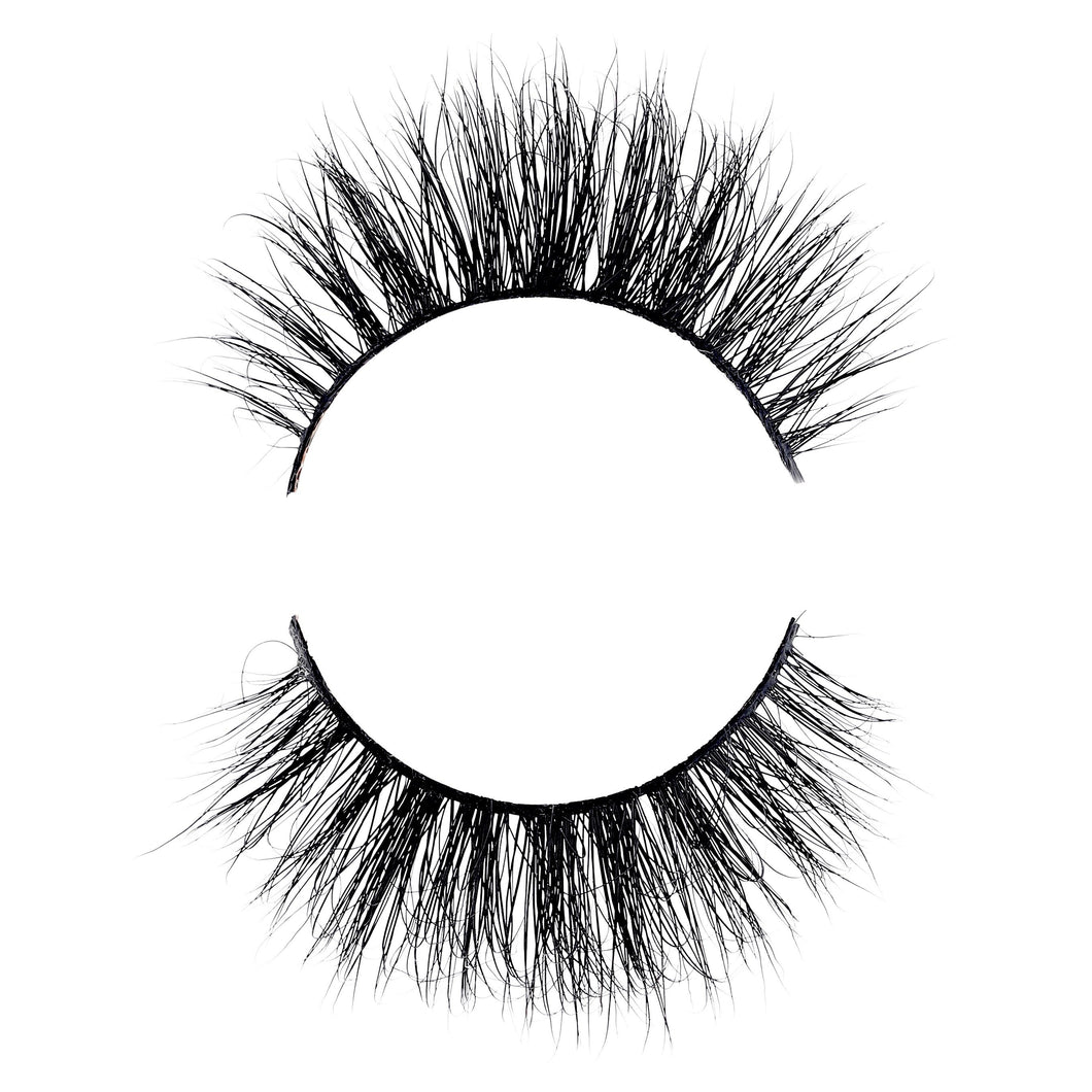 by Silah Grace 3D faux mink lashes