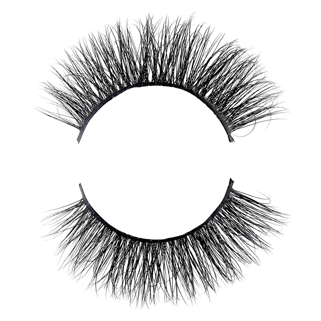by Silah Kimia 3D faux mink lashes
