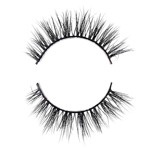 by Silah Summer 3D faux mink lashes