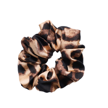 Load image into Gallery viewer, Leo printed scrunchie