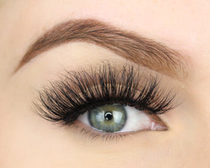 by Silah Kimberly 3D faux mink lashes