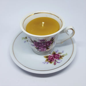Mini Teacup Candle