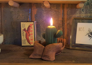 Cactus Candle