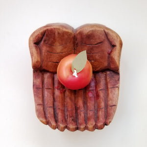 Lady Apple Candle