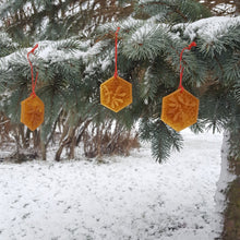Load image into Gallery viewer, Cinnamon Beeswax Ornaments