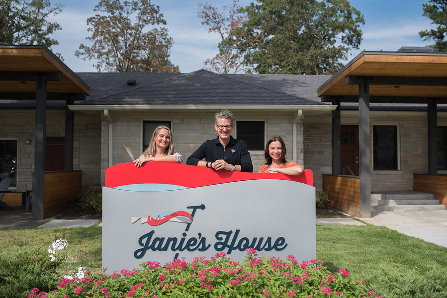 Our Give Back to Steven Tyler's Janie's House