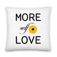 Load image into Gallery viewer, Self Love Throw Pillow