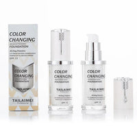 NEW TLM COLOR CHANGING FOUNDATION 40ML