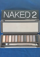 URBAN DECAY NAKED 12 COLORS EYE-SHADOW PALETTE
