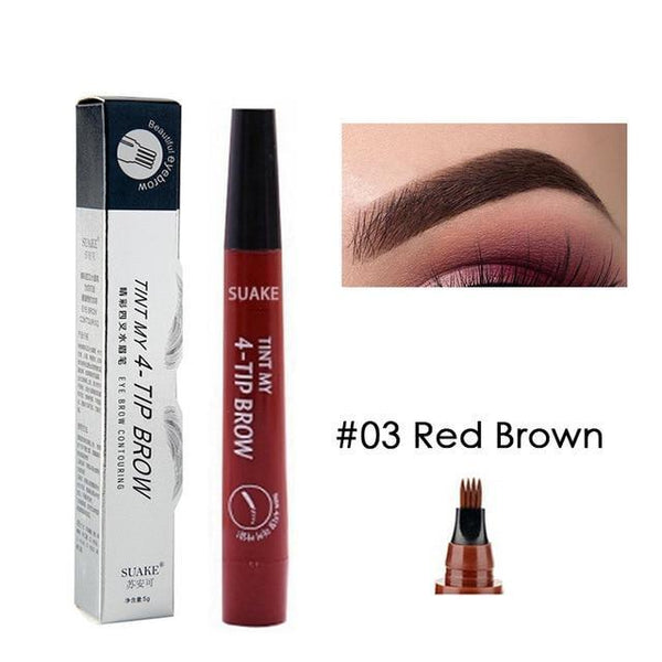 MICROBLANDING 4 TIP LIQUID EYEBROW PENCIL TINT