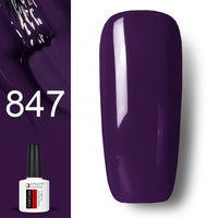 GDCOCO nail polish Nail Art Design Gel Varnish 8ml neon color shiny soak off