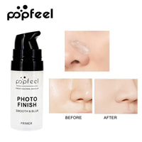 POPFEEL NATURAL FACE PRIMER GEEL BASE