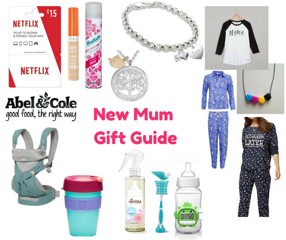What to Buy a New Mum