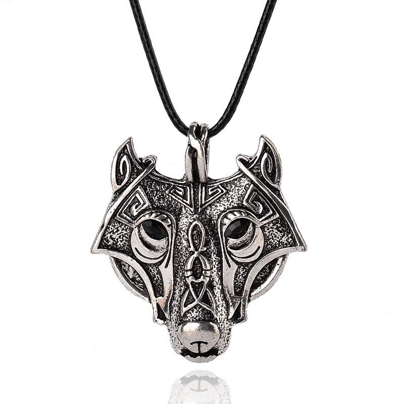 Vikings Pendant Necklace