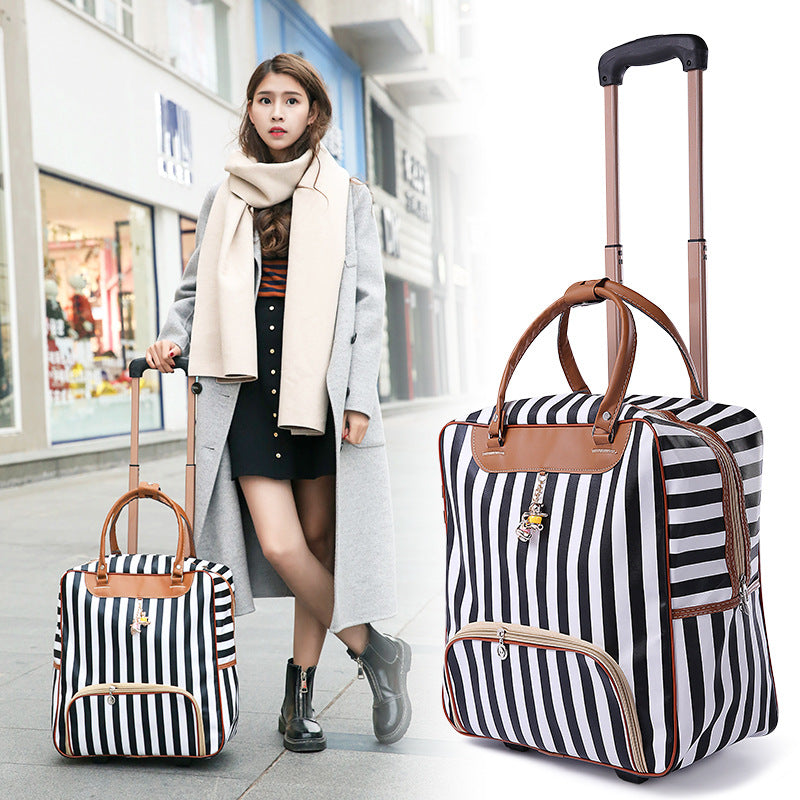 Lofthigher, , Trolley Luggage for Women