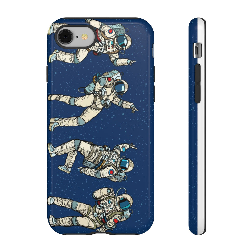 Disco Dancing Astronauts Tough Case - Trend-This