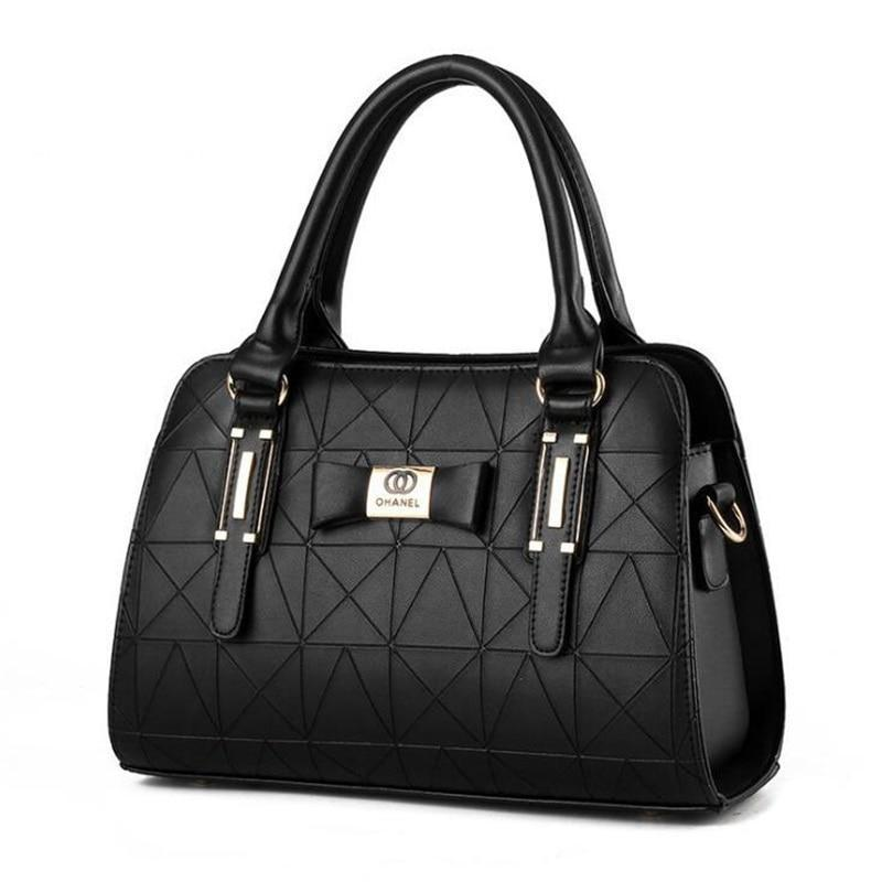 Leather Shoulder Bag - Trend-This