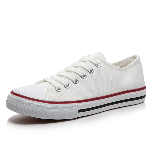 Women's Canvas Shoes-Trend This