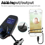 Vehemo Wireless Radio Adapter Car Electronic FM Transmitter Kits Car MP3 Players for Tech &Amp; Gadgets Radio MP4