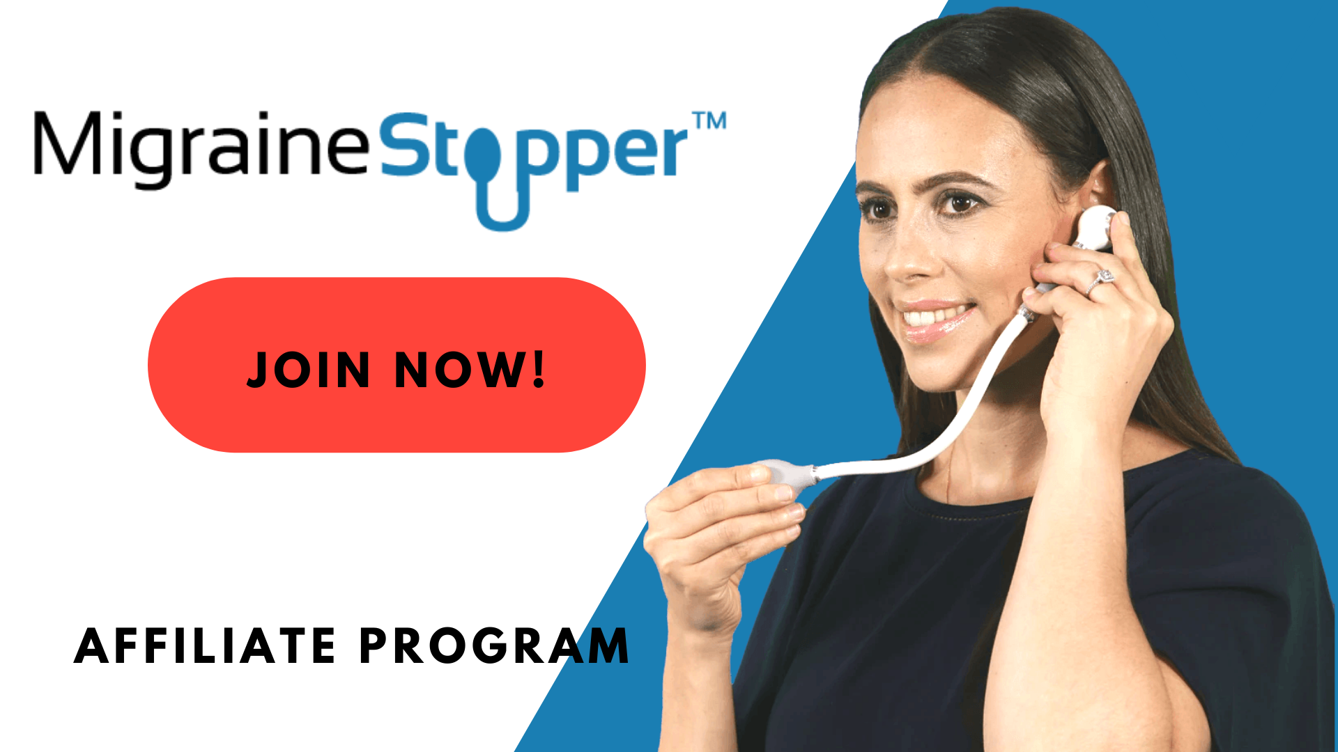Migraine Stopper - Join Now!