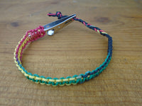Mary Jane Roach Clip Hemp Bracelet - Beach Hemp Jewelry