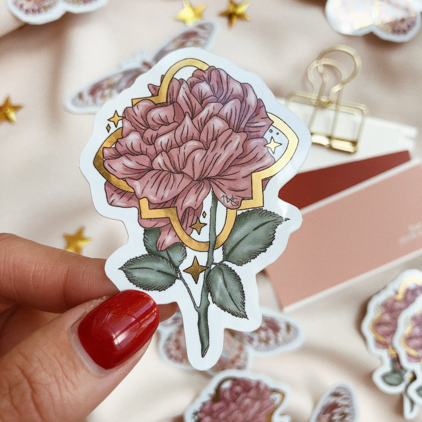 Bloom - Die Cut Sticker